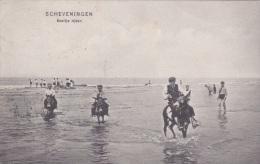 SCHEVENINGEN - EZELTJE RIJDEN VG 1908 AUTENTICA 100% - Scheveningen