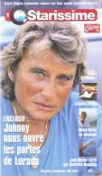 """V-H-S Johnny Hallyday """" Starissime N°1 """" - Gente"""