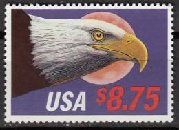 N° 1836 Des U.S.A. - X X - ( E 1566 ) - - Eagles & Birds Of Prey
