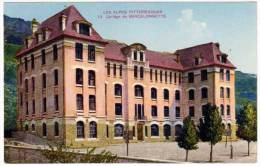 Barcelonnette, Collège De B. - Barcelonnette