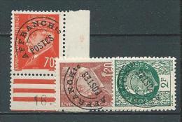 FRANCE  PREO  N°  84/86  XX  TB Gomme D´origine 1 - 1893-1947