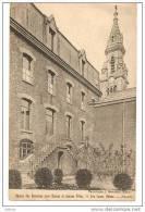 Maison Des Retraites Pour Dames Et Jeunes Filles, 14, Rue Cazin, Reims, Façade - Reims