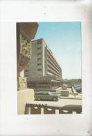 ZS34726  Car Voiture Aschkhabad Hotel   2 Scans - Turkménistan