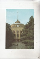 ZS34728 Seat Of The Central Committee Ashkhabad    2 Scans - Turkménistan