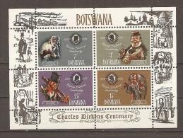 BOTSWANA 1970 - Yvert #H3 - MNH ** - Botswana (1966-...)
