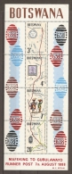 CORREO POSTAL - BOTSWANA 1972 - Yvert #H6 - MNH ** - Correo Postal