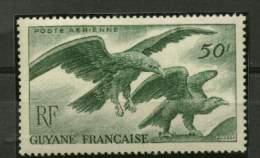 Guyane. ** PA N°   35 - Guyane Française (1886-1949)