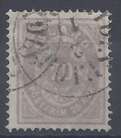 ISLANDE -1876 -  TIMBRE N° 10 A - OBLITERE - TB  - COTE : 450.00 €  - - Neufs