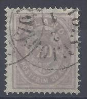 ISLANDE -1876 -  TIMBRE N° 10 A - OBLITERE - TB  - COTE : 450.00 €  - - Unused Stamps
