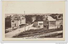 Saint-Pair-sur-Mer (Manche), Vue Générale, Voyagée 1938 - Saint Pair Sur Mer