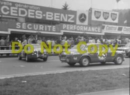 PHOTO 24H SPA FRANCORCHAMPS 1972 ALFA ROMEO 2000 GTV - Riproduzioni
