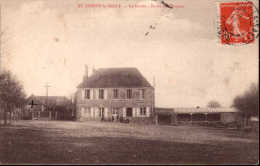 Cerisy-la-salle - La Lande - Ecole Des Garçons - France