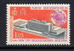 Nlles HEBRIDES - N° 293* - NOUVEAU BATIMENT DE L'U.P.U. - Nouvelles-Hébrides