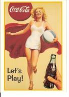 Coca.Cola : Reproduction Affiche De Coca Cola Compagny 1948 - Advertising