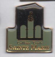Collége Ecole Sainte Marie - Cities