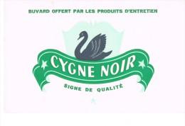 Buvard Publicitaire Cygne Noir - Produits Ménagers