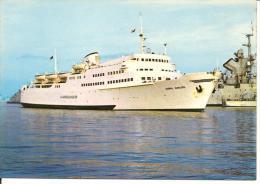 "Car-Ferry Toulon Sardaigne CMTS Le ""Sardaigne"" - Ferries"