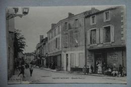 Grande Rue - Sauze Vaussais