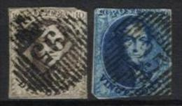 Belgique - Médaillons  - D95 DOTTIGNIES (timbres Second Choix, D´attente Ou D´étude) - Balkenstempel: Ausladungen
