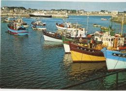 QUIBERON PORT MARIA - Le GUERVEUR Bateau BELLE - ÎLE  (1970) - Et BATEAUX SARDINIERS -BELLES EDITIONS BRETAGNE N° 558 - Quiberon