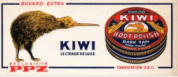 - BUVARD Cirage KIWI - 103 - Chaussures