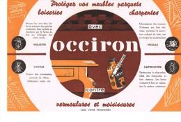 Buvard Publicitaire Occiron - Blotters