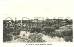 PORTUGAL - SARDOAL - VISTA GERAL-LADO NASCENTE - 60S REAL PHOTO PC. - Santarem