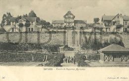 PORTUGAL - SANTAREM - ESCOLA DE REGENTES AGRICOLAS - 1900 PC. - Santarem