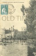 PORTUGAL - TORRES NOVAS - MOINHO DO BRETES - WATER MILL - MOULIN A EAU - 1915 PC. - Santarem