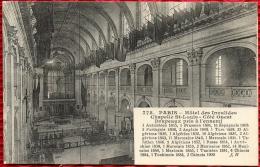 Invalides Chapelle St Louis - Cachet Musée De L´Armée Et Inter Arma Caritas - History
