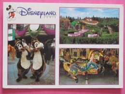 DISNEYLAND PARIS - Fantasyland - Multivues - Disneyland