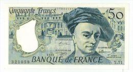50 Francs Quentin De La Tour, Ref Fayette 67/18, état SPL+ - 50 F 1976-1992 ''Quentin De La Tour''