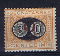 Italy: Segnatasse 1890 Sa 19, Mi 17, MH/*