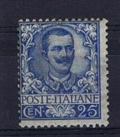 Italy: 1901  Sa 73 , MH/* - 1900-44 Victor Emmanuel III.