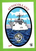 Autocollant Marine Nationale, Bâtiment Hydrographique BORDA - Documents