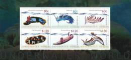 Australia  2011 Australia Underwater World Miniature Sheet MNH - Mint Stamps