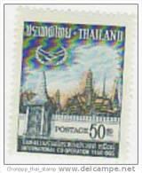 Thailand-1965 International Cooperation Year MNH - Thailand