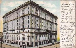 Indiana Indianapolis Claypool Hotel 1906