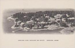 Maine Newagen Airplane View Newagen Inn Estate Albertype