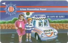 TELECARTE JERSEY POMPIERS POLICE - Pompiers