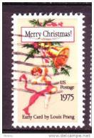 USA, Noël, Ange, Angel, Christmas, Cloche, Bell - Kerstmis
