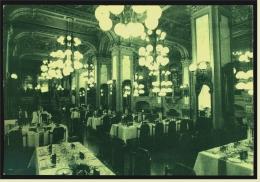 Reklame-Karte Cafe / Restaurant New-York In Budapest - Andere Sammlungen
