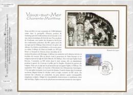 """CEF 1° Jour N°té En SOIE De 2004 N° 1734s  """" VAUX-SUR-MER """". N° YT 3701. Parfait état + Prix Dégressif ! - Documenten Van De Post"""
