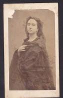 #photo J257 - CDV - Madame MARCHAL - Cantatrice - Cantatrisse - Par Photographe Anonyme - Alte (vor 1900)