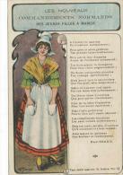 Les Nouveaux Commandements Normands Des Jeunes Filles à Marier, Henri Ermice - Autres Illustrateurs