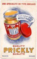 - BUVARD Condiment PRICKLY - 134 - Mostard
