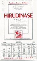 - BUVARD HIRUDINASE - 140 - Produits Pharmaceutiques