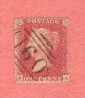"GB SC #20 (B,A)  ""160""  W/some Perf Flts, CV $11.50 - 1840-1901 (Victoria)"