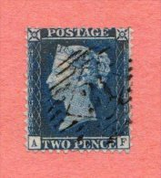 "GB SC #21 U  (A,F)  ""21"" IN DIAMOND   > VERY NICE CENTERING FOR ISSUE, CV $70.00 - 1840-1901 (Victoria)"
