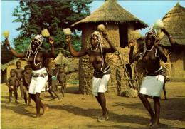 Folklore SENOUFO - Côte-d'Ivoire
